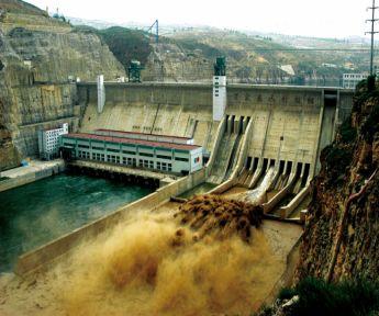 万家寨水利枢纽工程