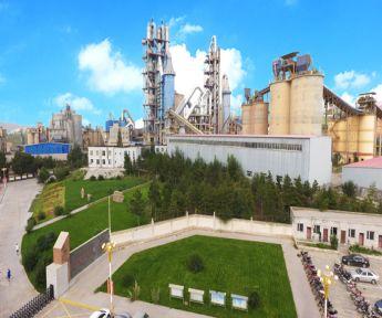 内蒙古天皓水泥集团有限公司本部厂区